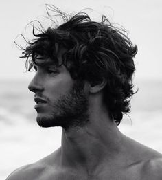 Surfers Hair For Males Medium hair styles for men Surfer Hair For Men - 50 Beach Inspired Men's Hairstyles Stylish Haircuts, Haircuts For Men, Long Wavy Haircuts, Trending Hairstyles For Men, Medium Haircuts, Cool Hairstyles For Men, Medium Hair Styles, Curly Hair Styles, Hommes Sexy
