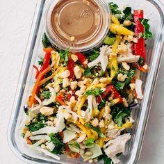 100 Best Meal Prep Recipes #mealprep #healthyrecipes #healthyeating #lunch #recipes Veggie Meal Prep, Easy Healthy Meal Prep, Best Meal Prep, Chicken Meal Prep, Meal Prep Bowls, Easy Healthy Recipes, Veggie Recipes, Lunch Recipes, Easy Meals