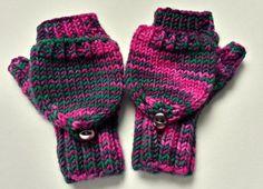 Fingerlose Handschuhe mit Kappe für Babys, Fäustlinge, 17,00 € von frostpfoetchen
