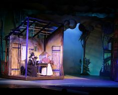 Fiddler on the Roof, designed by Tim Wisgerhof