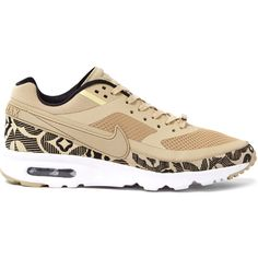 Nike Air Max BW Ultra Look Of The City London Trainers (£115) ❤ liked on Polyvore featuring shoes, sneakers, leather lace up sneakers, lace up sneakers, lacing sneakers, victorian shoes and nike trainers