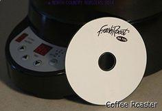 Coffee Roaster - Fresh Roast SR700 Home Coffee Roaster