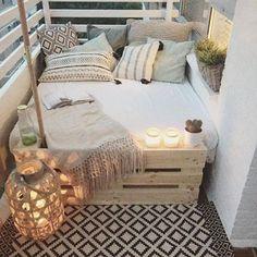 Ob Balkon oder Garten… Diese 10 tollen Sitzplätze möchte jeder haben! - Seite 2 von 10 - DIY Bastelideen
