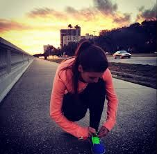 Just run. Nike