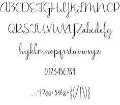 Jasmine Reminiscentse font by Brittney Murphy - FontSpace