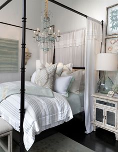 The relaxing and serene style of Coastal design at Bliss Home & Design