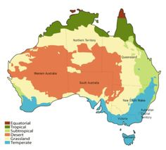 Climate of Australia - Wikipedia, the free encyclopedia
