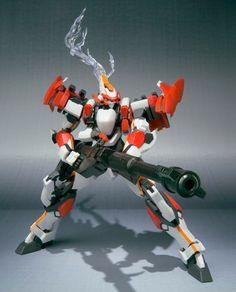 """#91 ARX-8 Laevatein  """"Full Metal Panic""""  Bandai Robot Spirits (Action Figure)"""