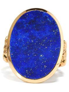 Victorian Lapis Lazuli Gold Ring starfield sky like deep look into the universe Victorian Jewelry, Antique Jewelry, Vintage Jewelry, Bling Jewelry, Jewlery, Lapis Lazuli Jewelry, Inspirational Jewelry, Ancient Jewelry, Rich Girl