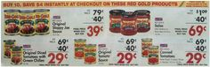 Hot Homeland Deals! FREE Red Gold Canned Tomatoes (Starts 10/16)
