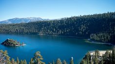 Straddling Nevada and California, Lake Tahoe is a winter playground for skiers and snowboarders, food enthusiasts and anyone willing to be pulled into the area's adventurous orbit.