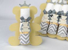 Baby Shower Boy Favors Diy Products 68 Ideas For 2019 Teddy Bear Party, Teddy Bear Baby Shower, Baby Boy Shower, Baby Shower Decorations Neutral, Diy Baby Gifts, New Baby Products, Diy Products, Baby Shower Invitations, Crafts