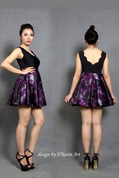 Dirndl Dress(phát âm là dem-del) toát lên vẻ nữ tính, ngọt ngào và đậm chất cổ điển cho người mặc.
