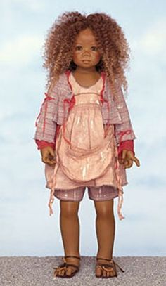 Annette Himstedt Doll Natiti