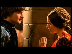 From the movie Romeo and Juliet - What Is A Youth the singer at the dance ..