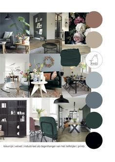 Portfolio 11 Interior advice living room - HOME interior & living deco