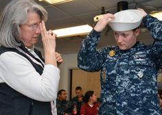 Navy Uniforms, Navy Blue Dresses, Captain Hat, Change, Fashion, Moda, Fashion Styles, Fashion Illustrations