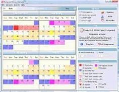Menstrual And Ovulation Calendar  Menstrual Calendar