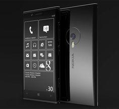 Nokia Lumia 999 Concept Smarphone by Phone Designer (Jonas Dähnert) » Yanko Design