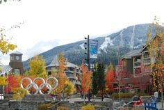 Whistler, Canada - World class winter skiing. Nice hiking in the summer. Scenery is drop dead gorgeous.