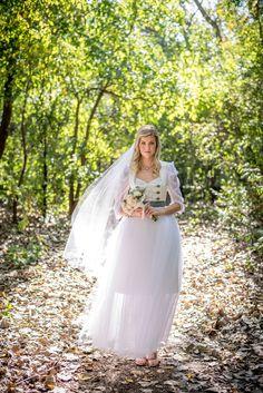 Edelweiss Bridal Veil and Bridal Dirndl  | raredirndl.com to shop