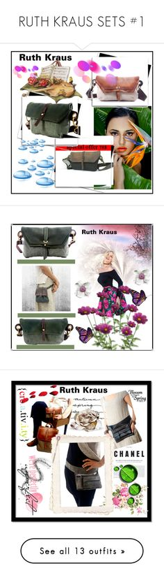 """""""RUTH KRAUS SETS #1"""" by nizaba-haskic ❤ liked on Polyvore featuring Sherri Hill, Billini, Sam Edelman, Jerome C. Rousseau, Zoku and Woman Within"""