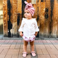 When you accessorize & you nail it!  @carmenthemodernmom  Ruffle Caps at spearmintLOVE.com #blutaylor