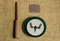 MeatEater Store - MeatEater Double-Sided Slate and Glass Turkey Call