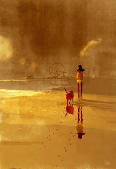 SoCal Winter, by Pascal Campion