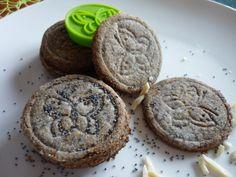 Makovenky - veganské sušenky s kokosem a mákem