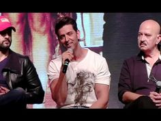 Mon Amour song launch   Kaabil   Hrithik Roshan, Yami Gautam   PART 2 Hrithik Roshan, Gossip, Interview, Product Launch, Photoshoot, Songs, Music, Youtube, Fictional Characters