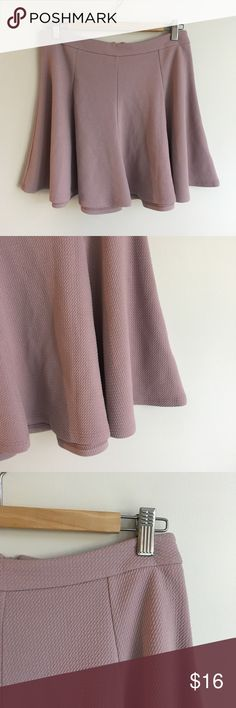 Women's Urban Outfitters Purple A Line Skirt Adorable skirt 😊💕 Perfect condition  Comes from a smoke and pet free home 🏡 Lush Skirts A-Line or Full