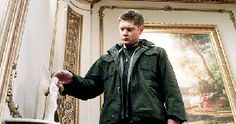 Jensen Ackles, Dean Winchester, Supernatural, gif