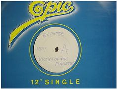 At £4.98  http://www.ebay.co.uk/itm/Big-Dipper-Victim-Planets-1531-12-Promo-Single-Epic-Records-/261098546975