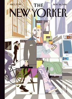The New Yorker (Nov 24, 2014)