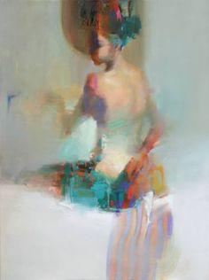 "Saatchi Art Artist Taeil Kim; Painting, ""Reality & Ideality No.0402"" #art"