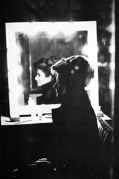 Anouk Aimee by Tazio Secchiaroli, 1965.