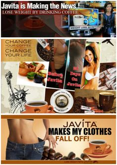 Javita is the news, people are talking about it and most importantly, its getting results.  Find out more at http://loseweightwithjavita.com