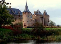 Muiderslot or the Muiden Castle in Muiden (quite near to Amsterdam).