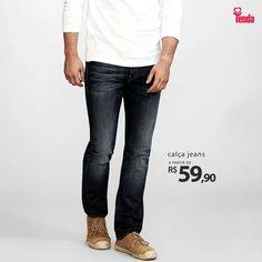 Em dúvida sobre como presentear seu love? 😍 Olha este amorzão de black jeans! #LojasTenda, a sua moda. #LojasTenda #love #DiaDosNamorados #jeans #GV #Ipatinga #GovernadorValadares #TeófiloOtoni #MontesClaros #Caratinga #fashion #moda #amos