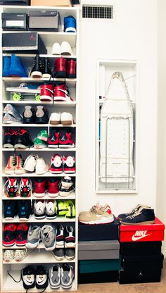 """[If my shoes could talk, they'd say] please wear me more than once."" http://www.thecoveteur.com/nick-young/"