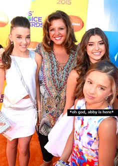 kendall looks so perfect in this! so does kalani and mackenzies expression is on point