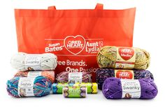 Enter to win a $50 Prize Pack from Red Heart Yarns to celebrate their Women's Choice award! Sponsored by B.hooked Crochet and Red Heart Yarns.