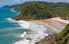 Itacaré, na Bahia.