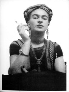 Frida Kahlo - Miss Sassy