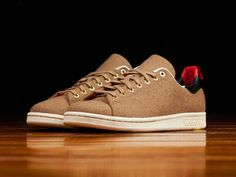 Men's Extra Butter x Adidas Originals Stan Smith 'Wunderkind' [D69395]