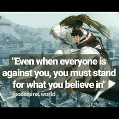 Assassins.world - Instagram - Assassins Creed - Quotes - Hidden Blade - Brotherhood - Assassins quotes - Altair bin La'Ahad - Jerusalem Assassin's Creed Hd, Assassins Creed Quotes, Video Game Quotes, Assassin's Creed Wallpaper, Ac2, Army Quotes, Author Quotes, Great Quotes, Life Lessons