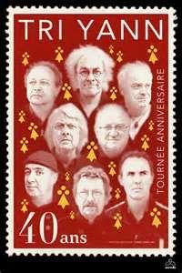 Tri Yann Celtic music group