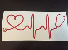 Nurse decal I love nursing decal by Mumzieskitchen on Etsy