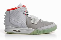 Nike Air Yeezy 2 'Wolf Grey/Pure Platinum'